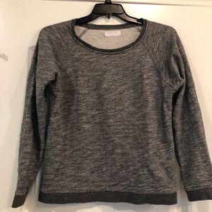 Everlane Gray Slouchy Sweatshirt Size Medium